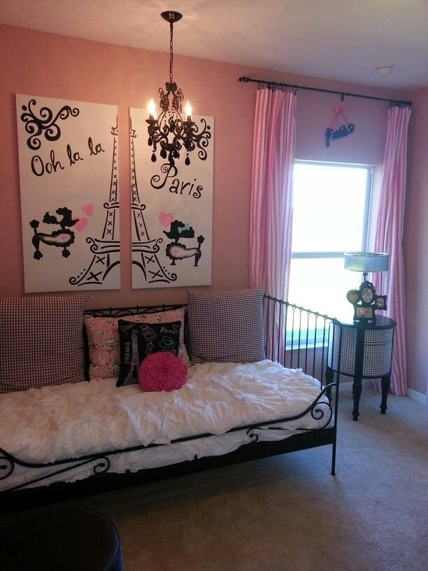 Best Girls Paris Decorations Room Home And Decoration With Pictures