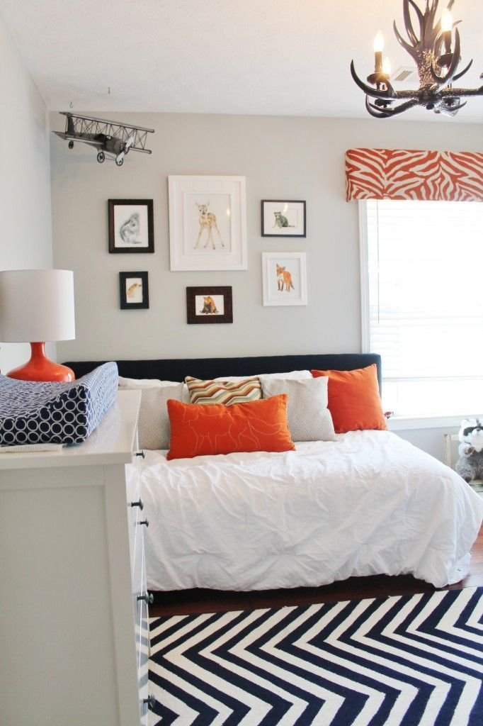 Best 17 Best Ideas About Navy Orange Bedroom On Pinterest With Pictures