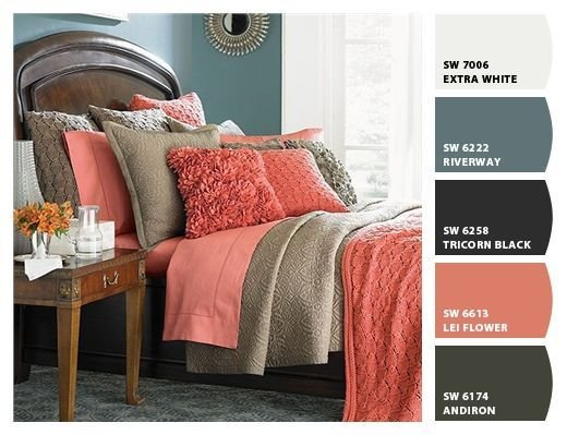 Best 92 Best Images About Navy Coral And Beige Decor On With Pictures