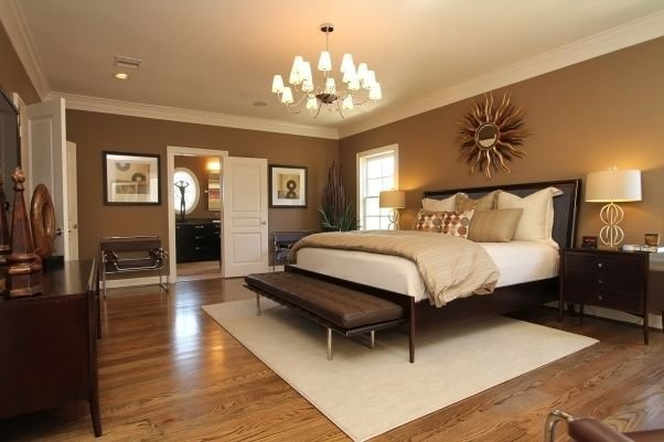 Best Master Bedroom Relaxing In Warm Neutrals And Luxurious Bedding Bedroom Designs Decorating With Pictures
