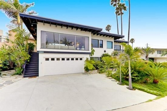 Best Retro Beach House In San Diego California Usa Https With Pictures