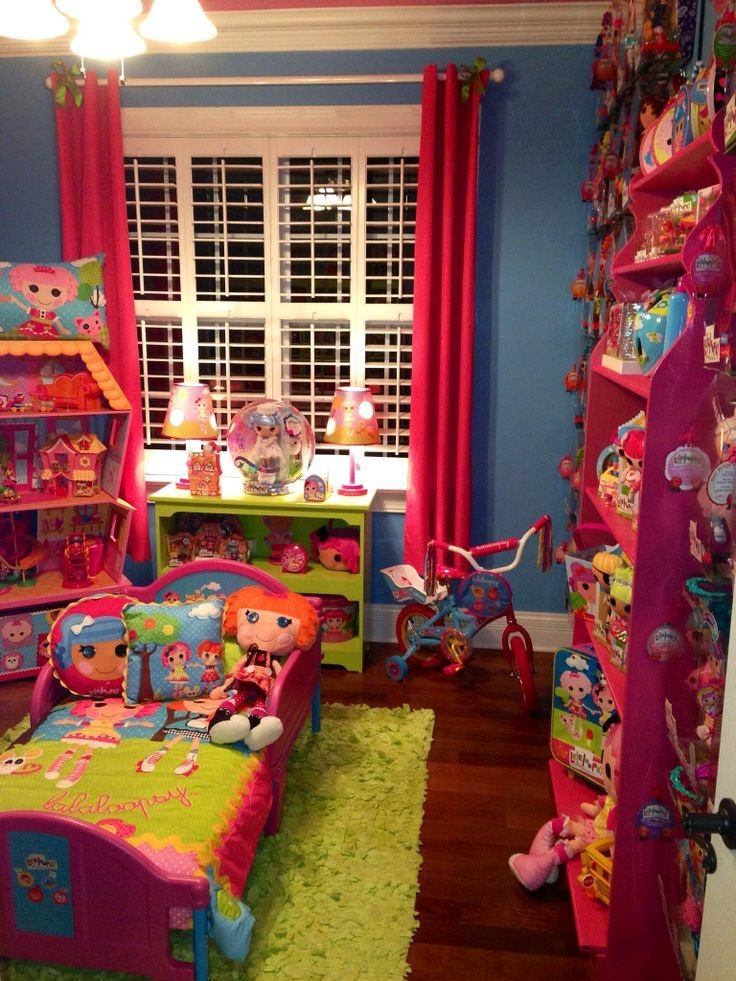 Best Lalaloopsy Bed And Sew Magical House Lalalovely Living With Pictures
