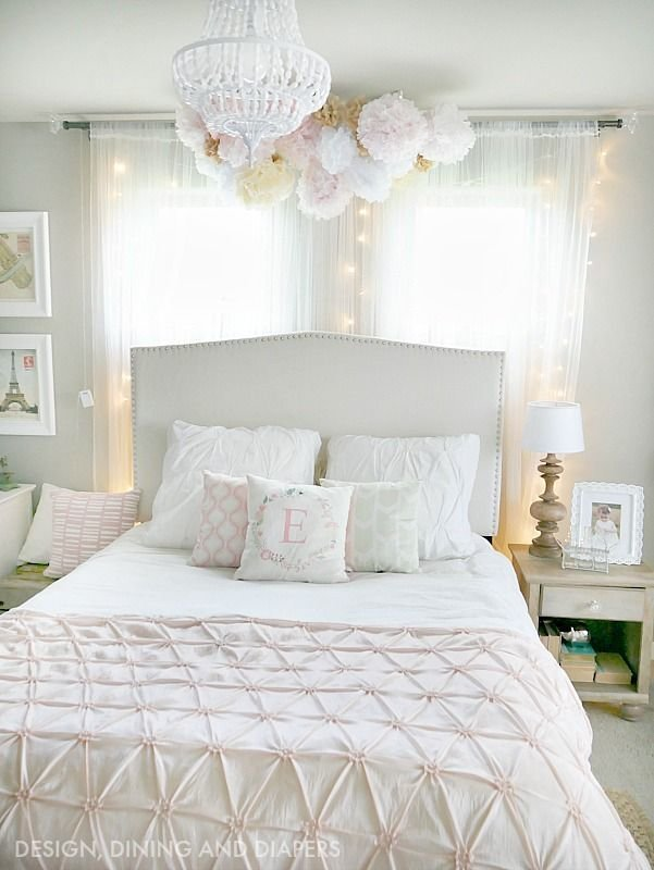 Best Whimsical Little Girl S Room Reveal Girl Bedroom Designs With Pictures