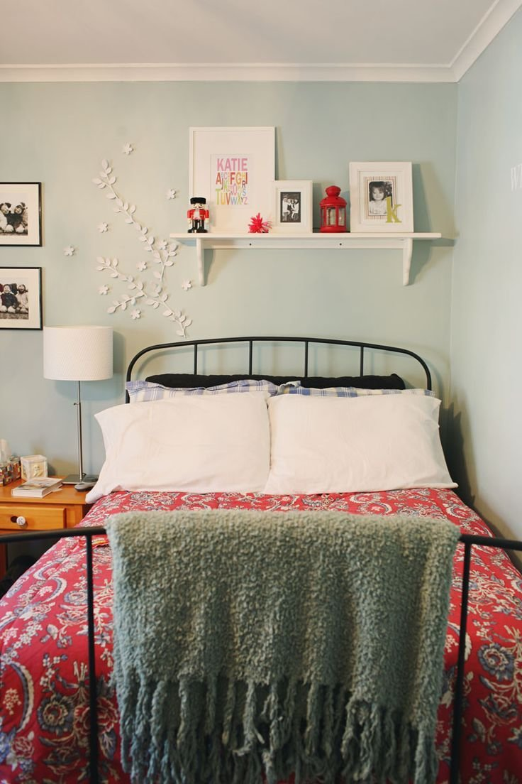 Best For A Young Girl S Room Paint Color Is Peaceful C120 With Pictures