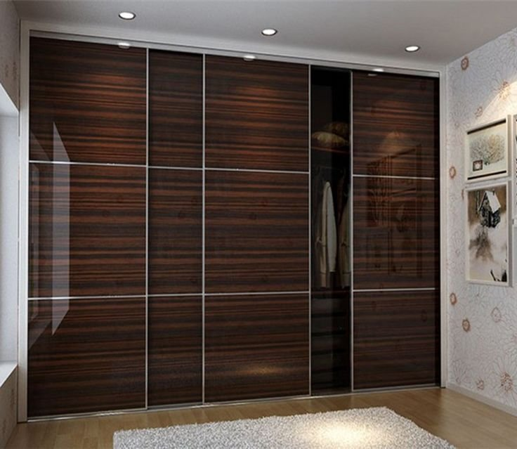 Best Laminate Wardrobe Designs In Black Bedroom Furniture This With Pictures