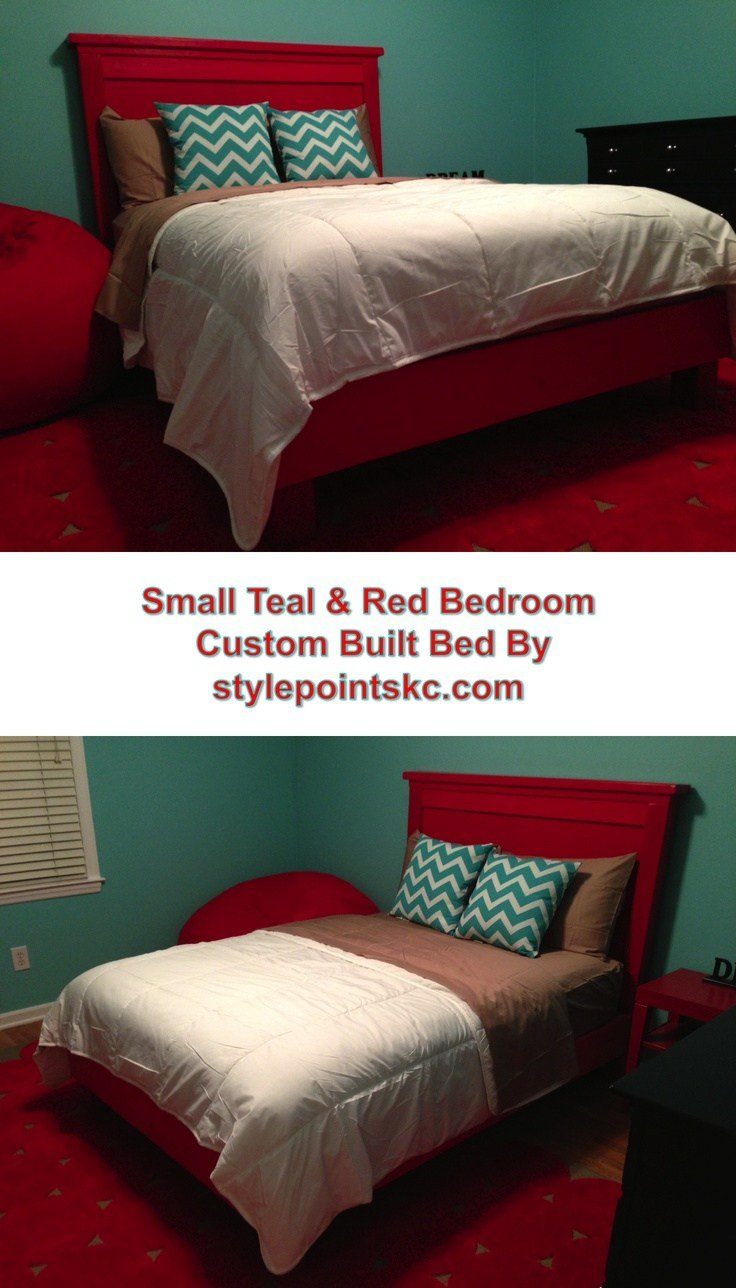 Best 46 Best Images About Red Teal Bedroom On Pinterest With Pictures