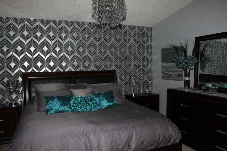Best 17 Best Images About Teal Silver Bedroom On Pinterest Grey Warm Grey Paint And Good Night Moon With Pictures