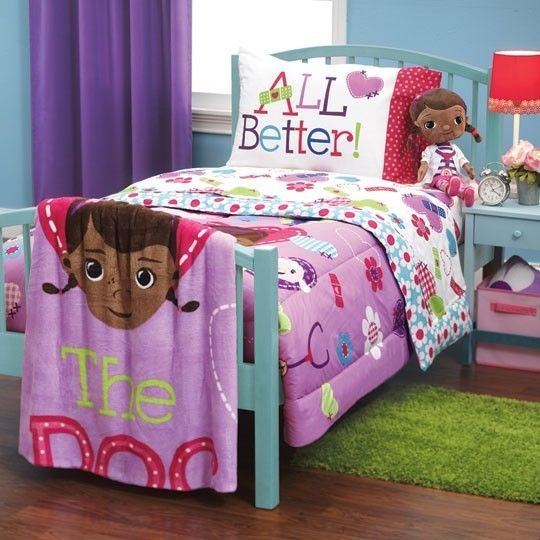 Best Doc Mcstuffins Bedding Collection 20 Sku 92226 Home With Pictures