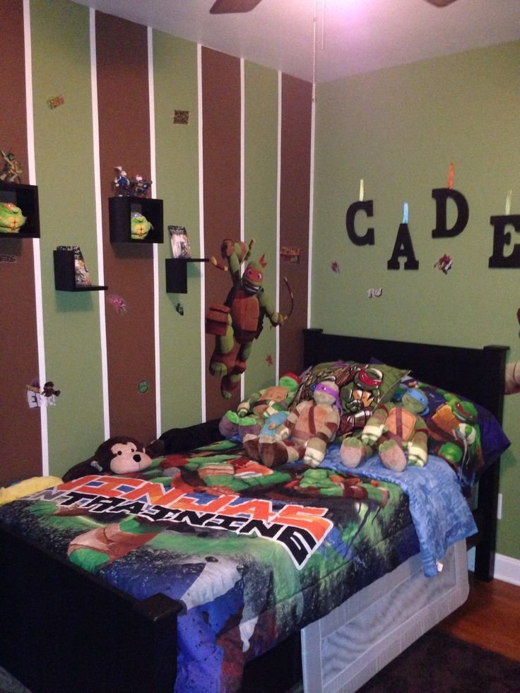 Best 17 Best Images About Tmnt Room On Pinterest Home With Pictures