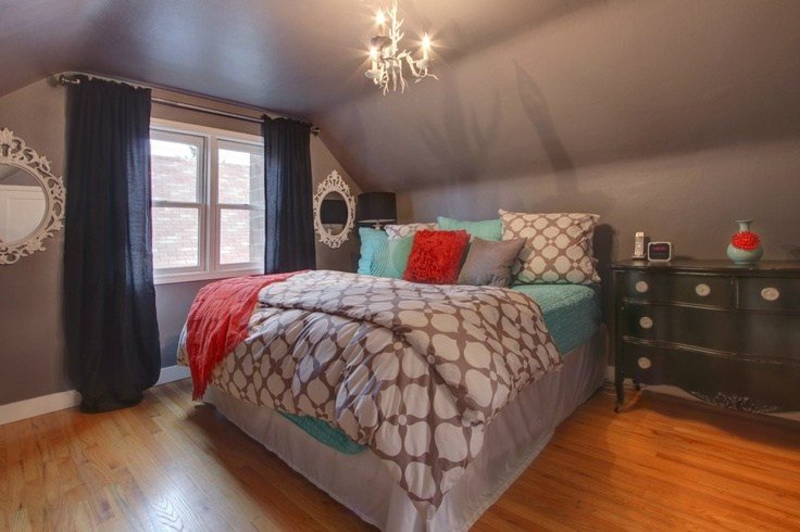 Best 1000 Ideas About Gray Turquoise Bedrooms On Pinterest With Pictures