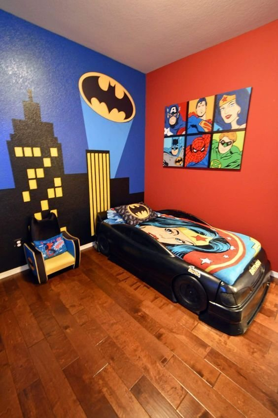 Best 25 Best Ideas About Super Hero Bedroom On Pinterest With Pictures