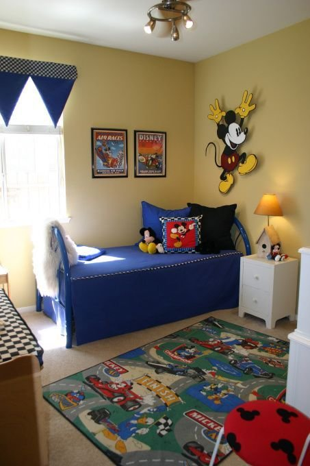 Best 20 Mickey Mouse Bedroom Ideas On Pinterest Mickey With Pictures
