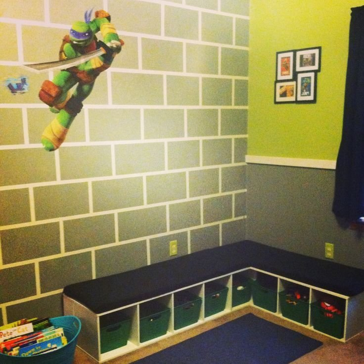 Best 25 Best Ideas About Ninja Turtle Room On Pinterest With Pictures