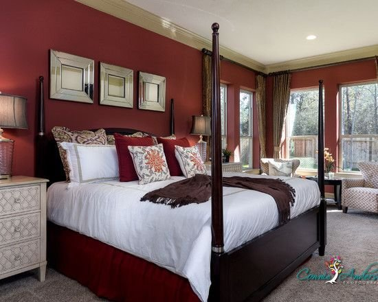 Best 1000 Ideas About Red Painted Walls On Pinterest Red With Pictures