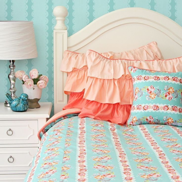 Best 68 Best Images About New Bedroom On Pinterest Coral With Pictures