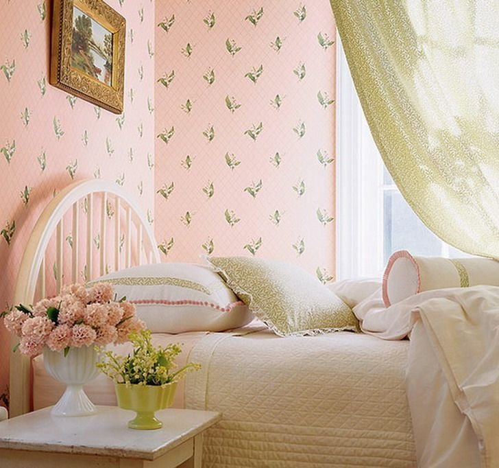 Best 1000 Ideas About Girls Bedroom Wallpaper On Pinterest With Pictures