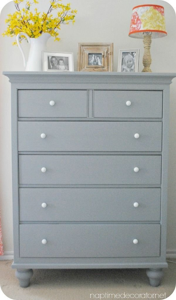 Best 25 Gray Painted Dressers Ideas On Pinterest Grey With Pictures