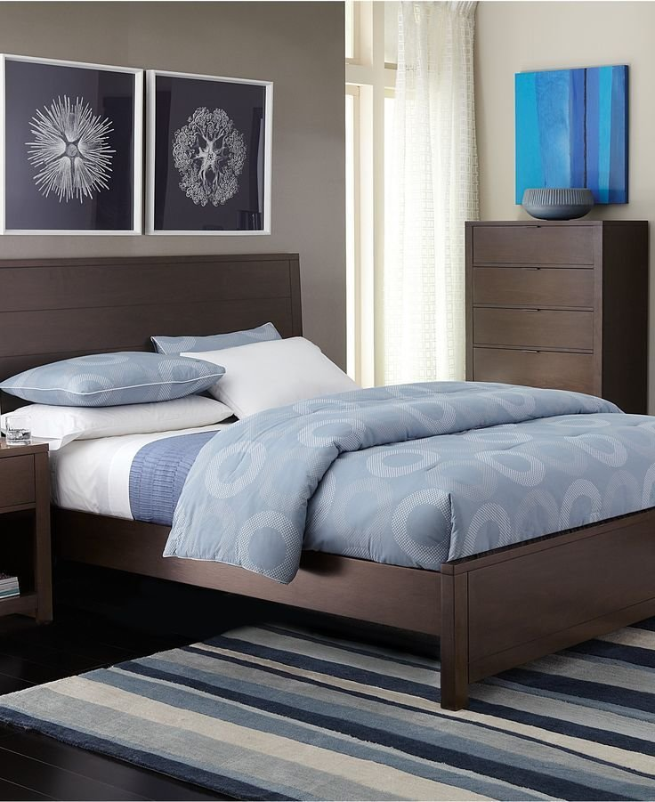 Best Tribeca Full Size Bed Only At Macy S Shops Bed With Pictures
