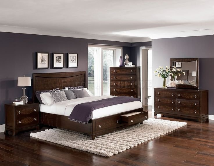 Best 25 Best Ideas About Cherry Wood Bedroom On Pinterest Cherry Sleigh Bed Brown Bedroom With Pictures