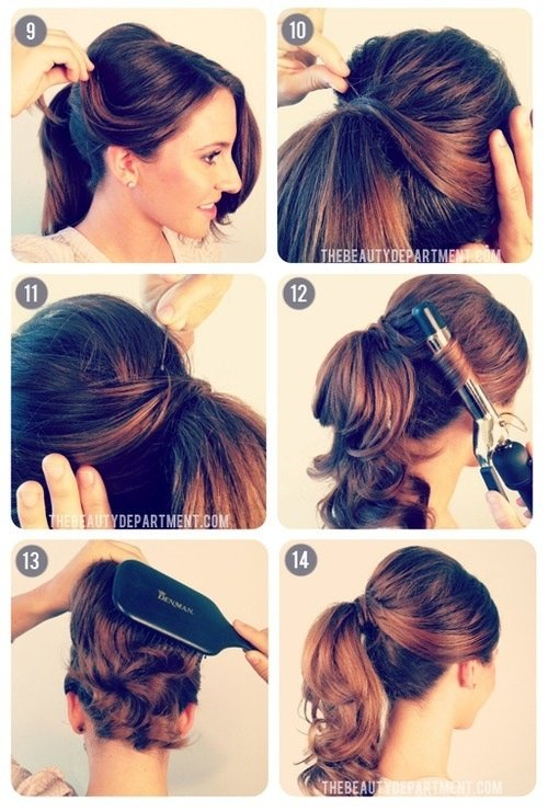 Free 50S Hairstyle Hair Makeup Pinterest Hairstyles For Wallpaper