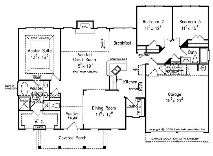 Best Split Bedroom Floor Plans 1600 Square Feet House Plans Pricing Blueprints 5 Sets 780 00 With Pictures
