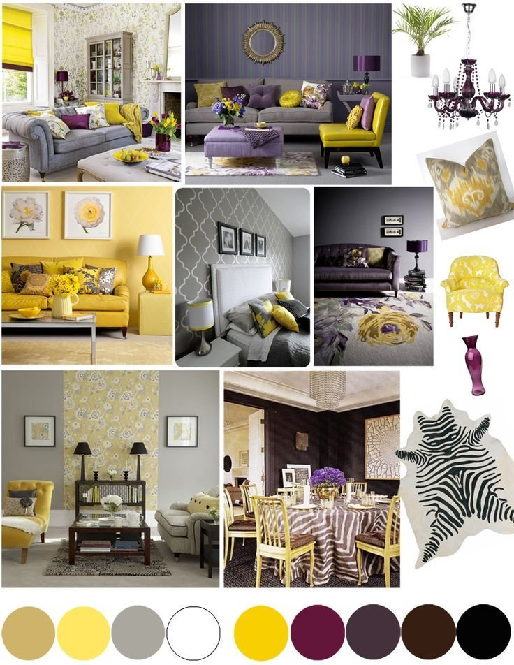 Best 17 Best Ideas About Purple Grey Bedrooms On Pinterest With Pictures