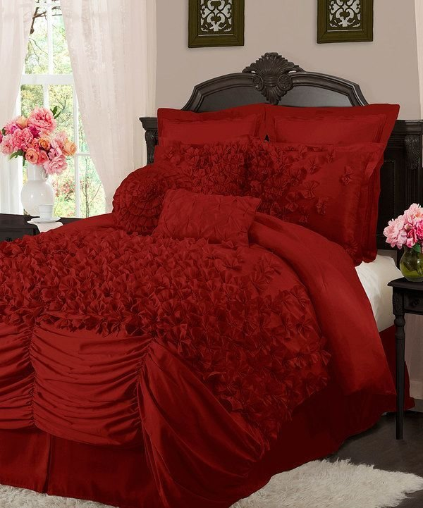 Best 1000 Ideas About Red Comforter On Pinterest Comforter With Pictures