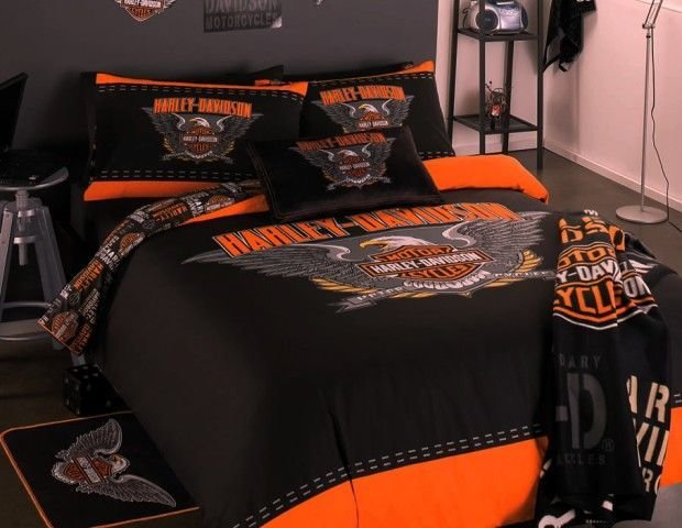 Best 25 Best Ideas About Harley Davidson Bedding On Pinterest With Pictures