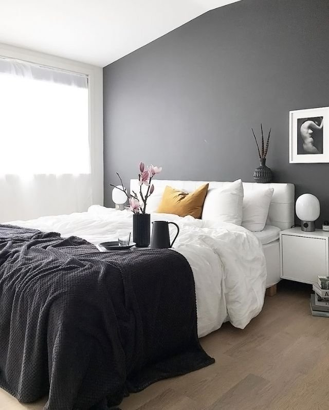 Best 17 Best Ideas About Gray Bedroom On Pinterest Grey With Pictures