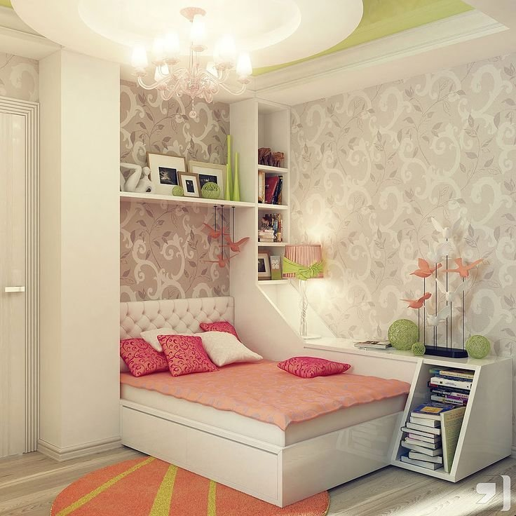 Best Small Room Decor Ideas For Gray And White Teenage Girls With Pictures