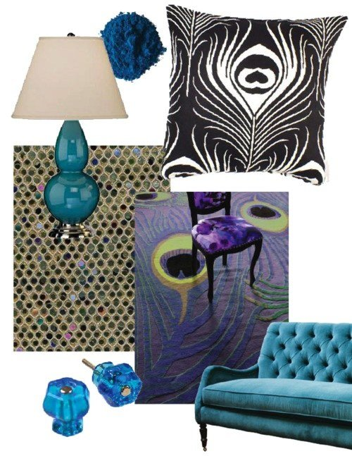Best Peacock Theme Diy Home Pinterest Peacock Theme Peacocks And Living Rooms With Pictures