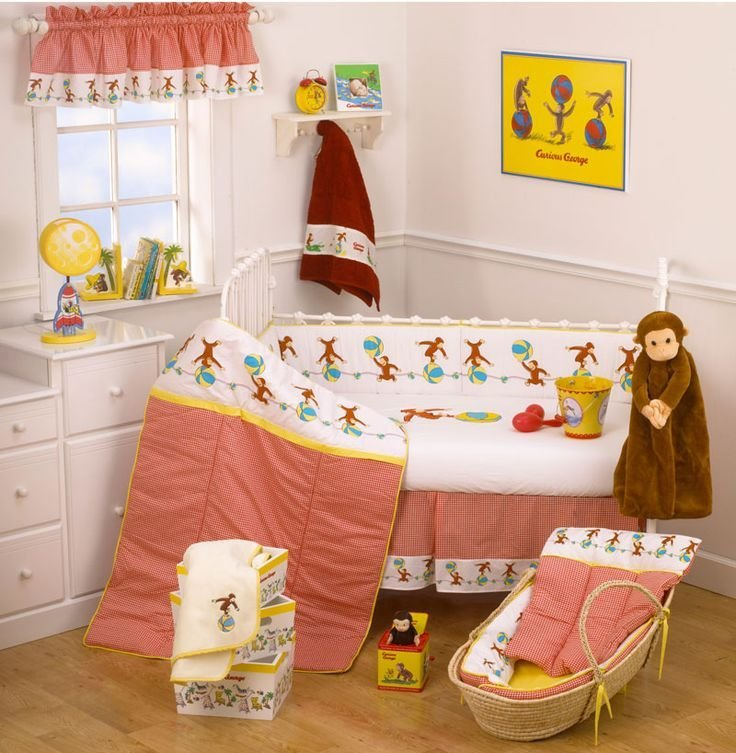 Best 1000 Images About Nursery Makeover Curious George On With Pictures