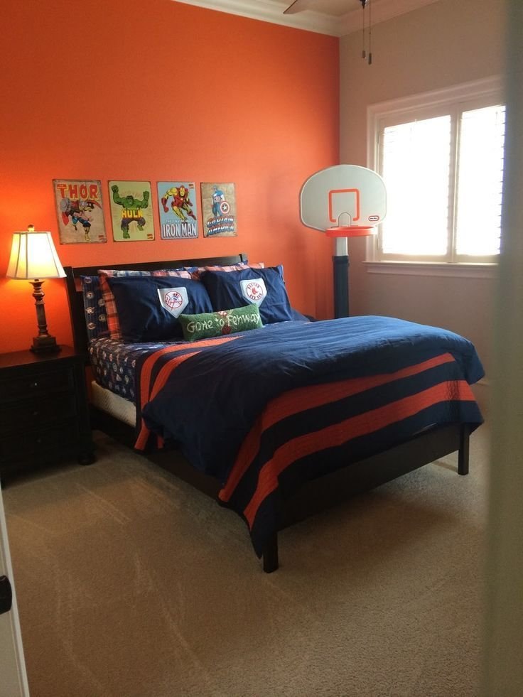 Best 25 Orange Accent Walls Ideas On Pinterest Paint With Pictures