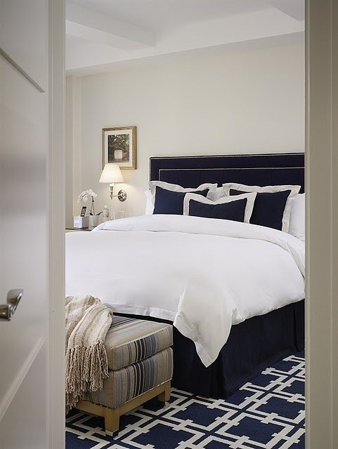 Best 17 Best Ideas About Navy White Bedrooms On Pinterest Blue Headboard Beautiful Bedrooms And With Pictures