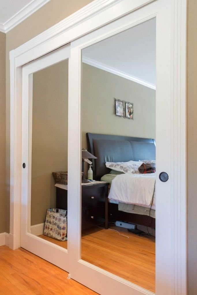 Best Mirrored Reflections Closet Doors Remodel Pinterest With Pictures