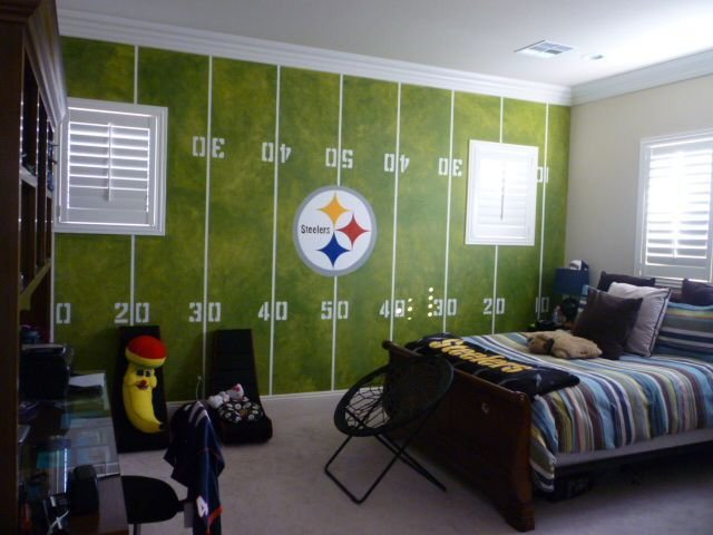 Best Steelers Room Kid S Rooms Pinterest Room Men Cave With Pictures