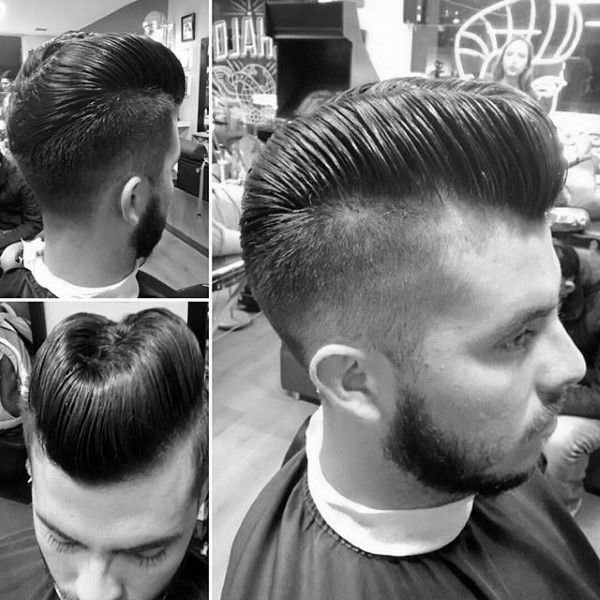 Free Guys Stylish Hair Ducktail On Back Of Head The Ducks Wallpaper