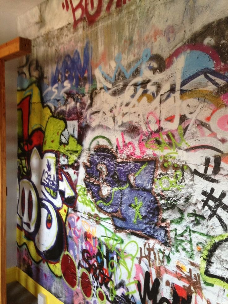 Best Graffiti Wallpaper Boys Bedroom Boys Bedroom Ideas With Pictures