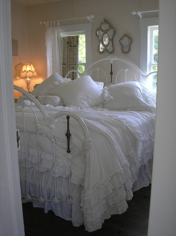 Best 25 Trending White Iron Beds Ideas On Pinterest Black With Pictures