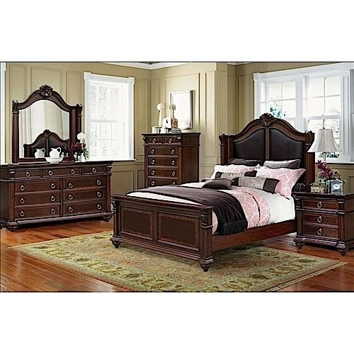 Best Cherry Bedroom Group By Riversedge Bedroom Pinterest With Pictures