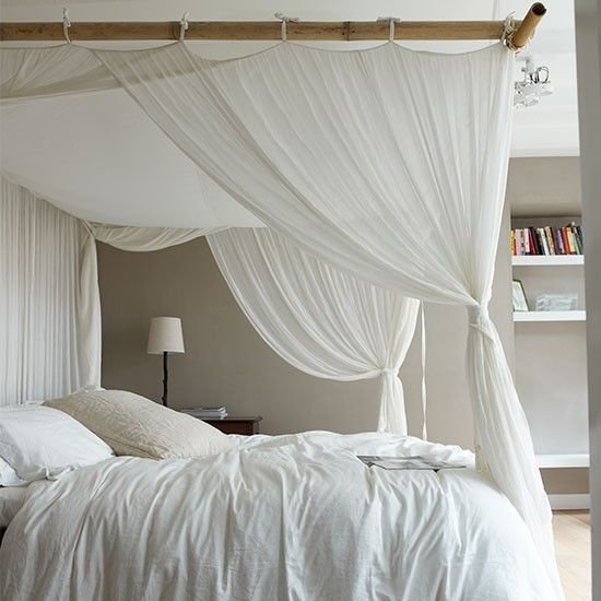 Best 25 Curtains Around Bed Ideas On Pinterest With Pictures