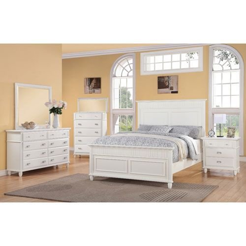 Best Davis 8 Piece Bedroom Set Queen White Online Only My Room D Pinterest Products With Pictures