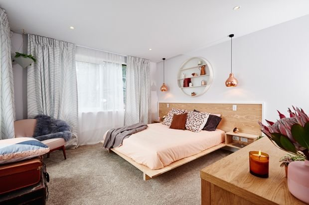 Best Alex And Corban S Master Bedroom The Block Nz 2014 With Pictures