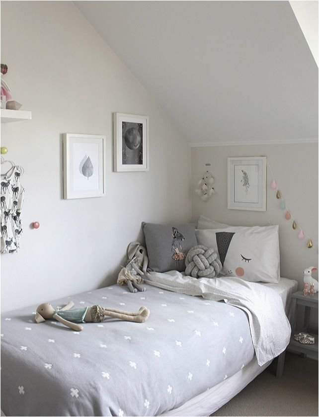 Best Pink And Grey Girls Bedroom Ideas Childrens Room With Pictures