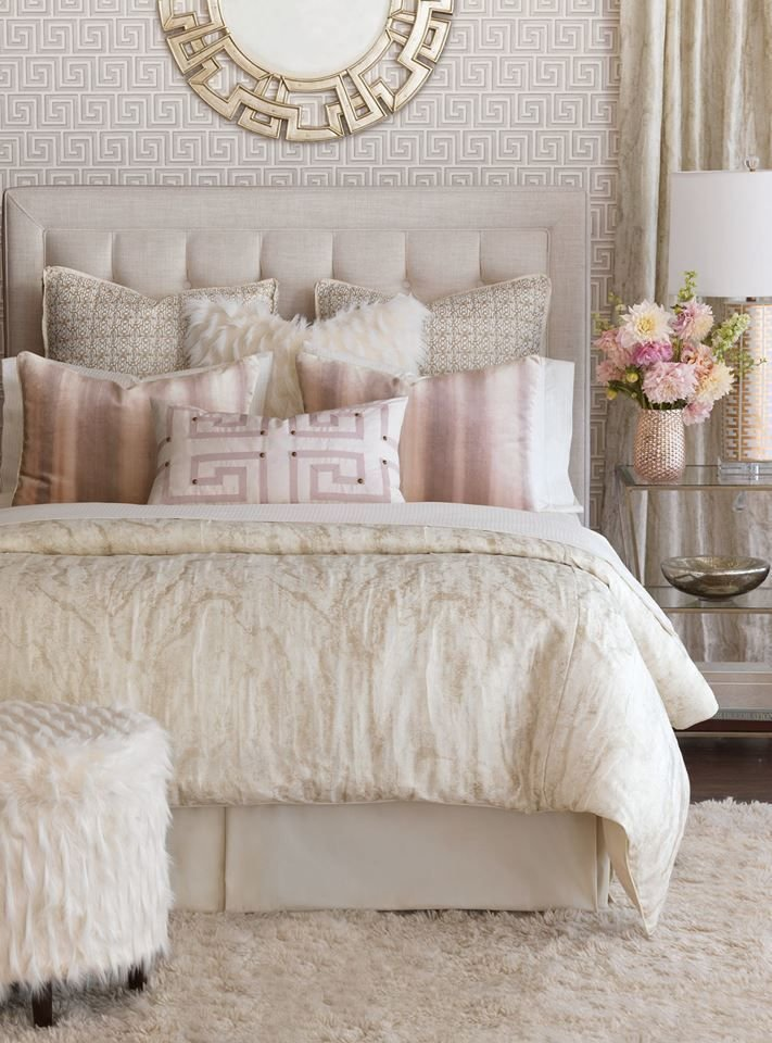 Best 25 Best Ideas About Cream Bedding On Pinterest Log Home Bedroom Farmhouse Chic And Cozy With Pictures