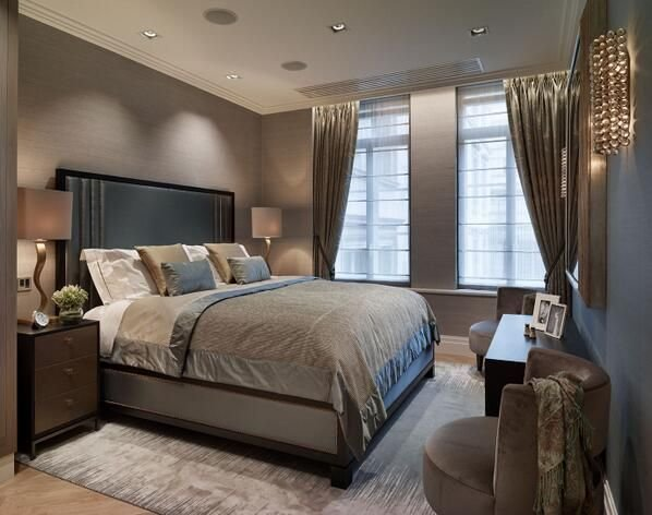 Best Charcoal Gray Bedroom Classy For The Home Pinterest With Pictures