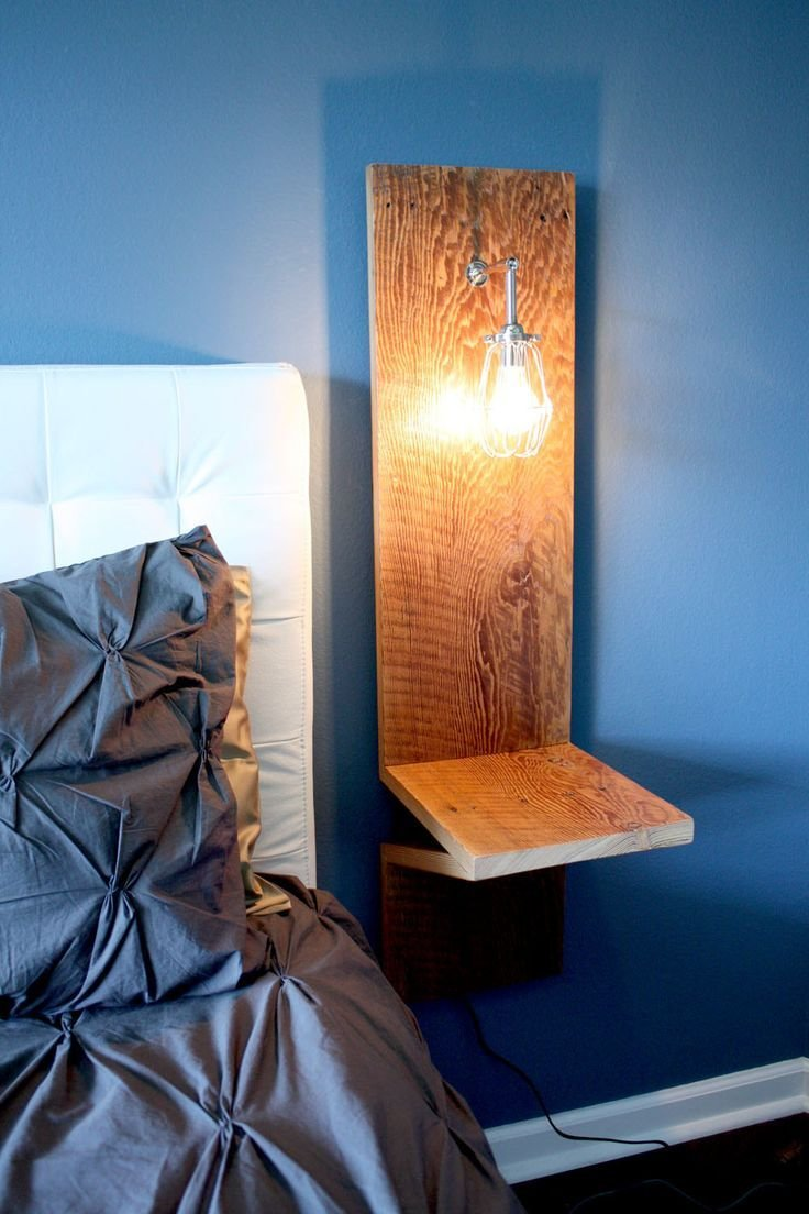 Best 25 Best Ideas About Wall Mounted Bedside Table On With Pictures