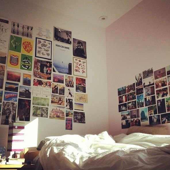 Best Photo Wall Collage College Dorm Picture Idea Friends With Pictures