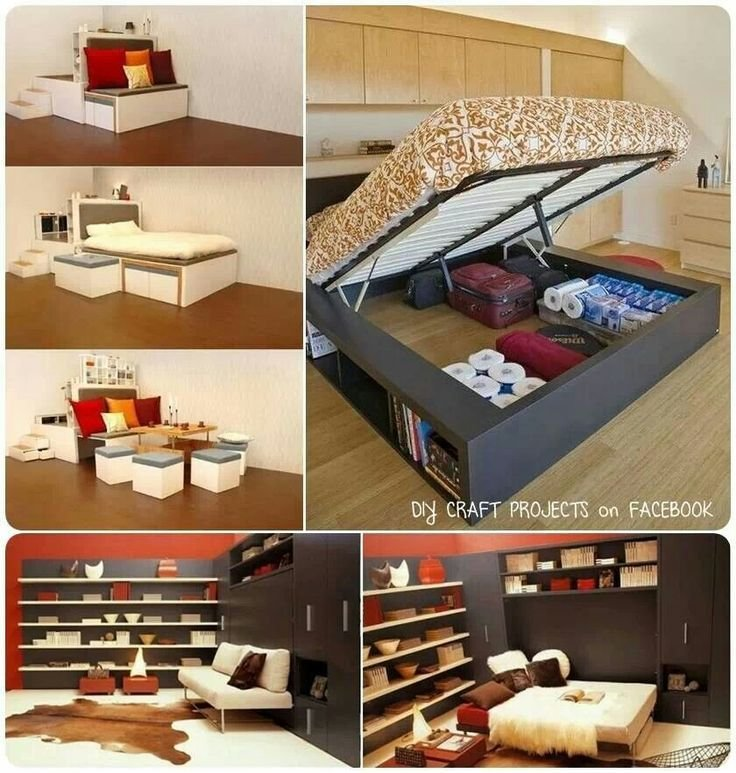 Best 206 Best Images About Condo Space Saving Ideas On Pinterest Loft Beds Space Saving Beds And With Pictures