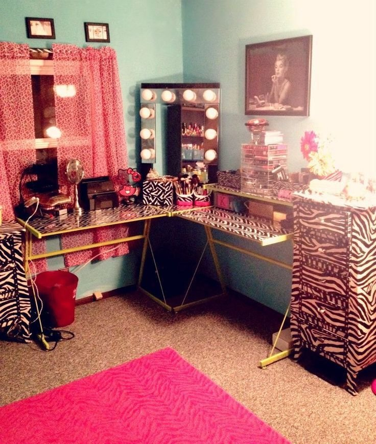 Best 17 Best Images About Makeup Stations On Pinterest With Pictures